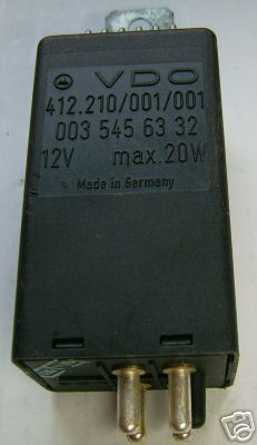 Mercedes Electronic control unit