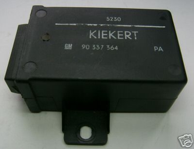Opel  Electronic control unit central locking control unit