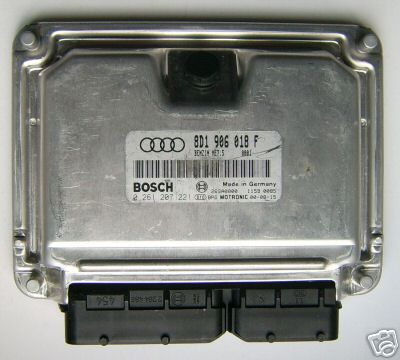 AUDI Engine control unit