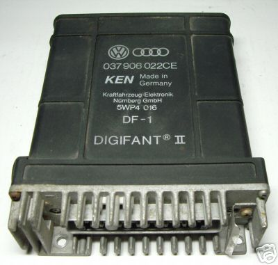 VW DIGIFANT II Engine control unit