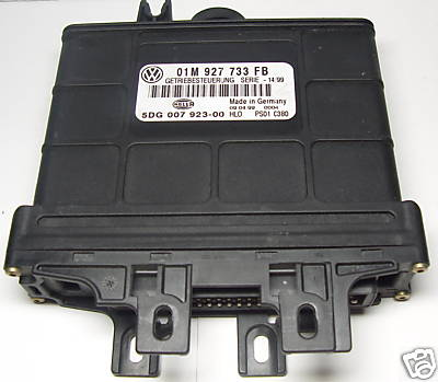 VW Gearbox control unit