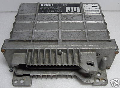 Opel Gearbox control unit