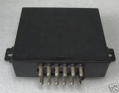 Mercedes Electronic compressor control unit