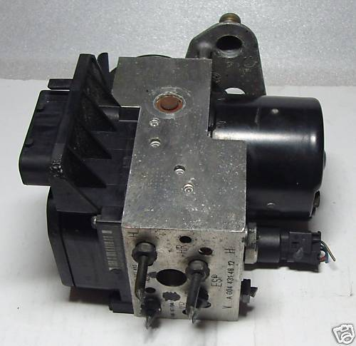 Mercedes ABS Manifold block