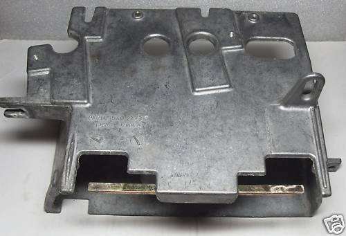 Mercedes Holder for engine control unit