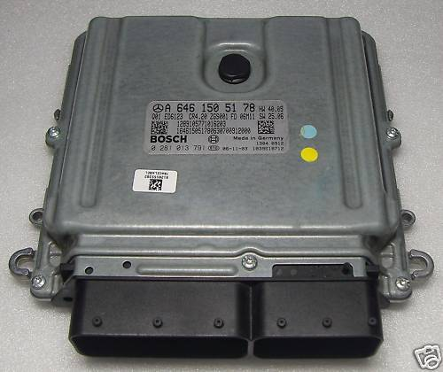 Mercedes LU Electronic control unit