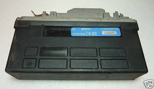 Mercedes ABS Electronic control unit