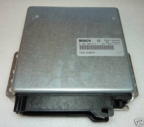 Bosch Speed control unit
